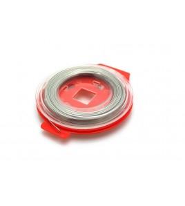 Fil à freiner inox Ø0,8mm L30m
