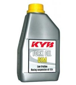 huile de fourche racing KAYABA 01M bidon 1L | 5w