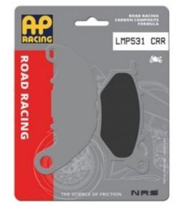 Plaquettes AP RACING Yamaha YZF-R3 | CARBONE lmp531crr