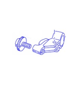 Cocotte embrayage Yamaha YZF-R1/R6 | Origine