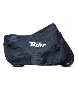 Housse de protection moto extérieure BIHR noir