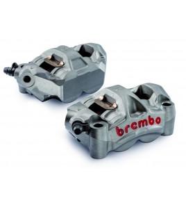 Pack 2 Etriers Brembo M50 monobloc moulés | 100mm